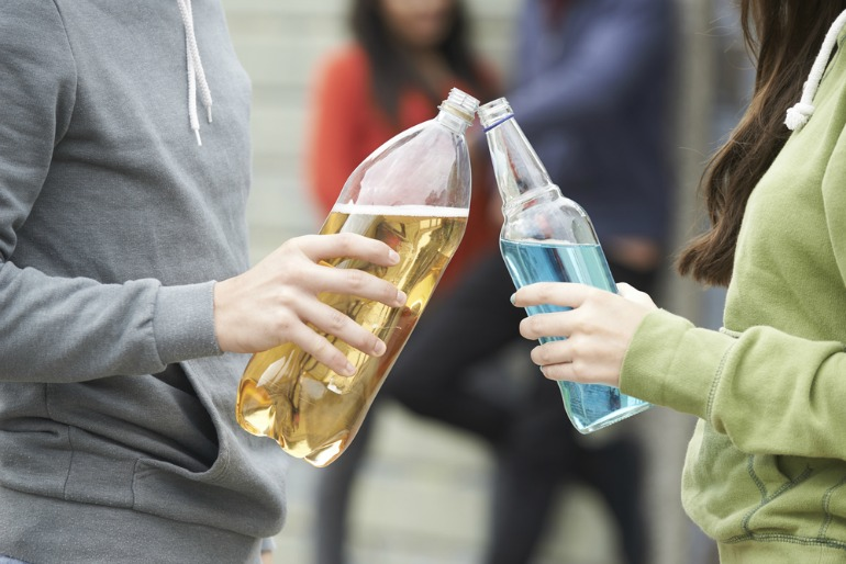 Teens and the Horrific Dangers of Binge Drinking