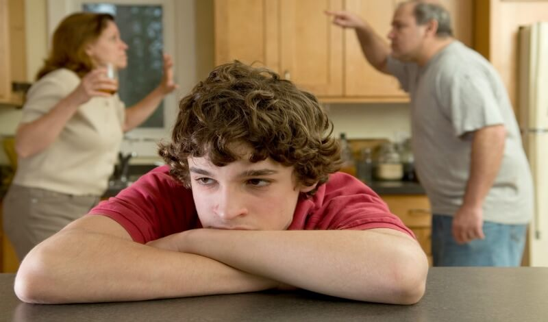 Depressed Parents Can Hinder Teen's School Performance