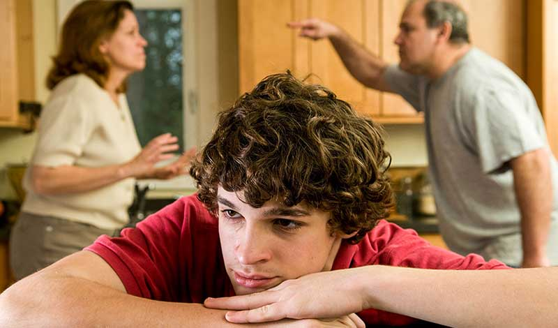 Dealing with Anger and Violence in Troubled Teens