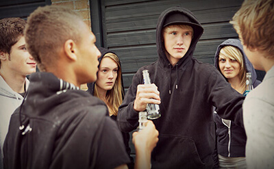 Elevations RTC - Troubled teens engaging in substance use