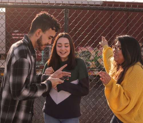 social behaviors in teens